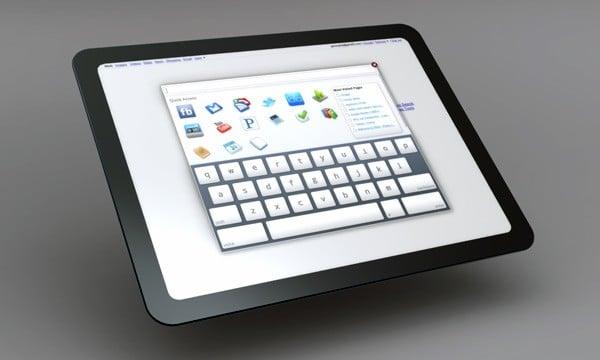 Tabletowo.pl Google pracuje nad Chrome OS dla tabletów Nowości Plotki / Przecieki