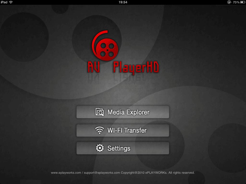 Środa z AppStore: AVPlayer HD (recenzja) 20