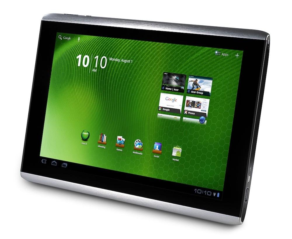 Tabletowo.pl Acer zwiększa produkcję swoich tabletów Nowości Plotki / Przecieki