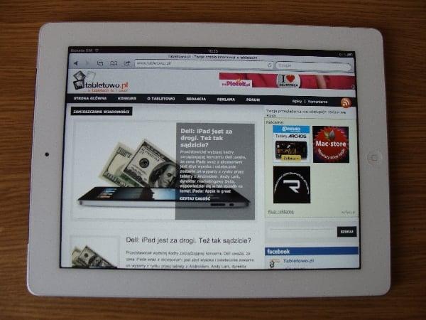 Recenzja Apple iPada 2. Umarł król (iPad), niech żyje król (iPad 2)? 21