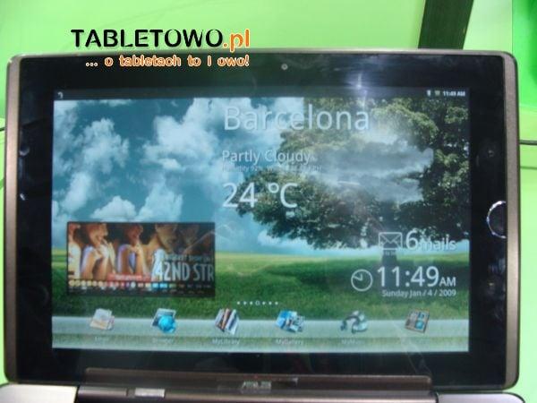 Tabletowo.pl Asus Eee Pad Transformer w Polsce w cenie iPada 2? Nowości Plotki / Przecieki