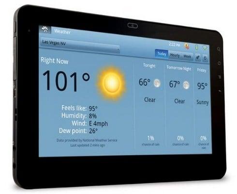 Tabletowo.pl Viewsonic G Tablet podkręcony do 1,4 GHz Ciekawostki Nowości