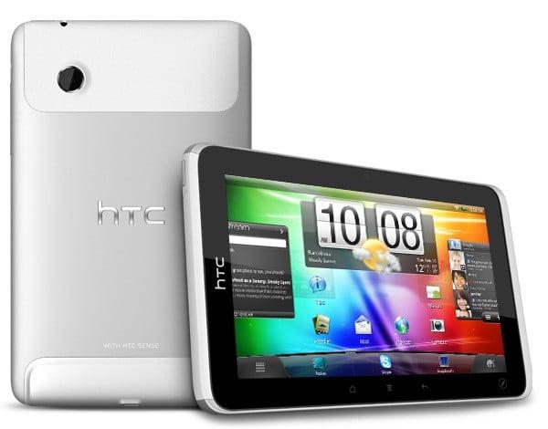 Tabletowo.pl HTC Flyer będzie mieć Honeycomb! Nowości