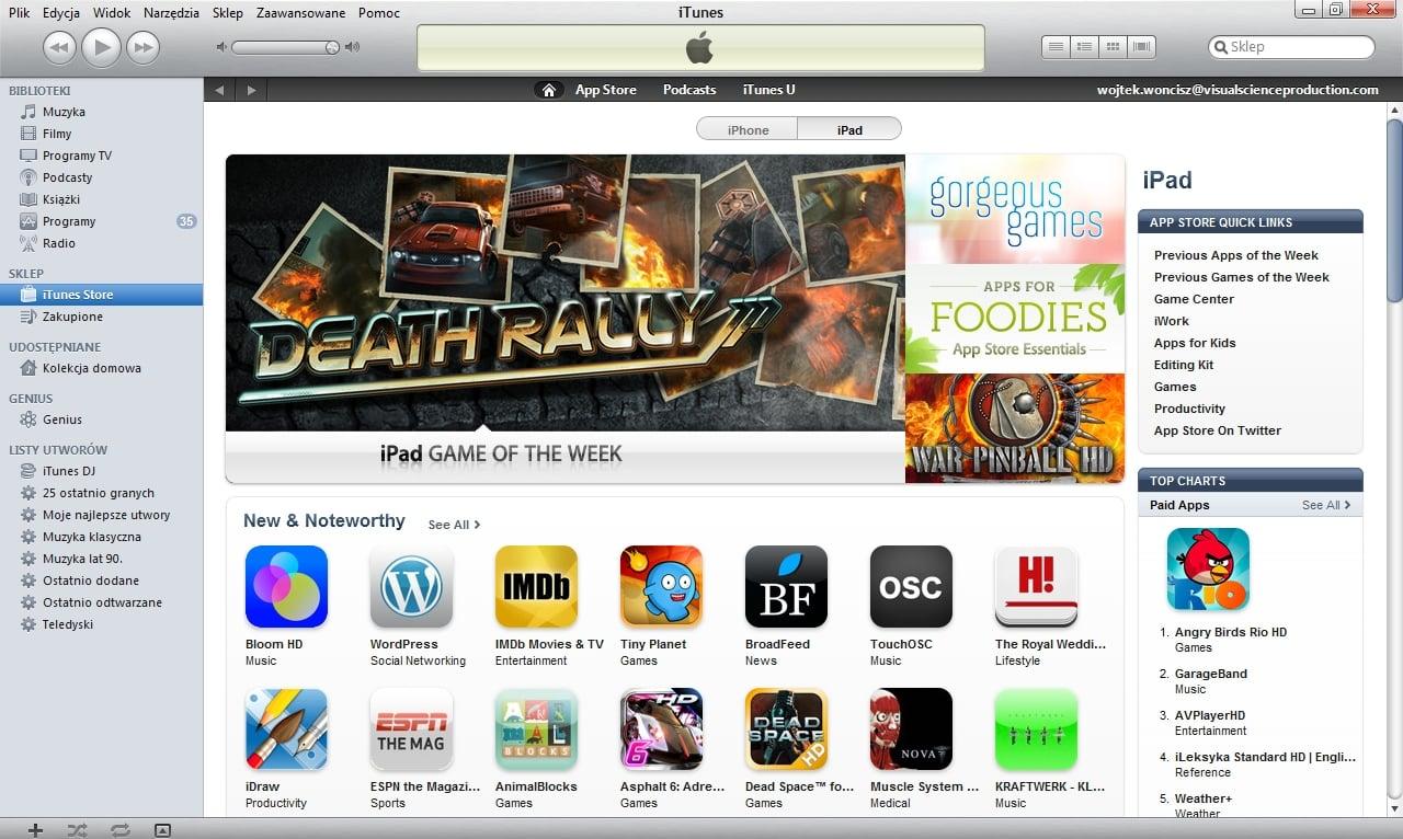 Recenzja Apple iPada 2. Umarł król (iPad), niech żyje król (iPad 2)? 25