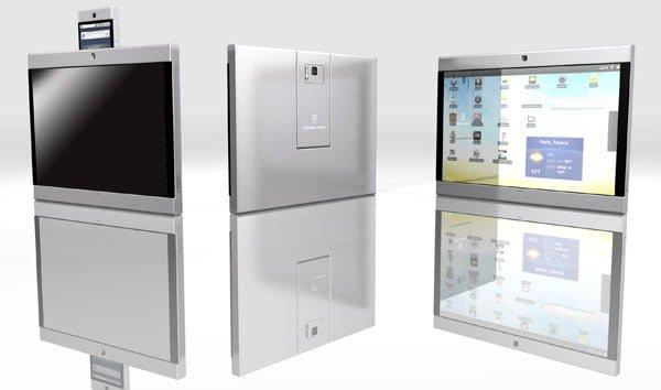Tabletowo.pl Kosmaz Compufon - koncepcja smartfono-tableto-netbooka Ciekawostki Koncepcje