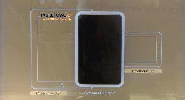 Tabletowo.pl T-Mobile G-Slate (LG Optimus Pad) w sprzedaży w przystępnej (?) cenie LG Nowości