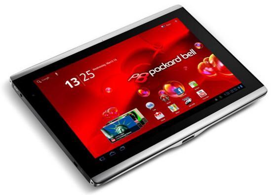 Tabletowo.pl Packard Bell Liberty Tab, czyli Iconia Tab A500 pod inną marką Nowości