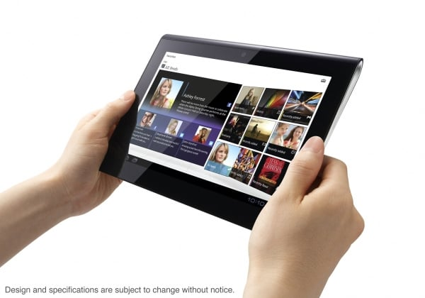 """Tabletowo.pl Sony S1 będzie sprzedawany w Polsce. Sony S2 mówimy """"pa pa..."""" Nowości"""