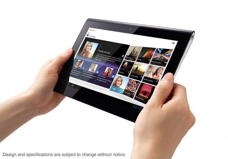 Tabletowo.pl Sony S1 i S2 oficjalnie! Nadchodzi rewolucja? Nowości