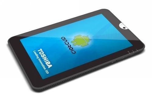 Tabletowo.pl Tablet Toshiby już wkrótce w Best Buy Nowości Plotki / Przecieki Toshiba