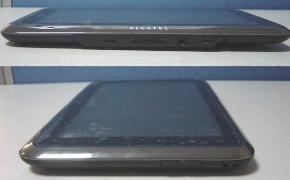 Tabletowo.pl Alcatel też będzie miał swój tablet, a co! OneTouch T60 nadchodzi Nowości Plotki / Przecieki