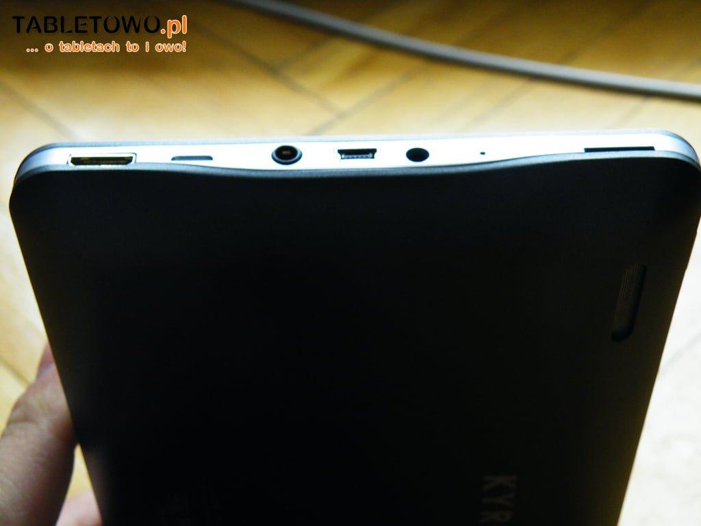 Tabletowo.pl Recenzja tabletu Coby Kyros MID7024 Nowości Recenzje