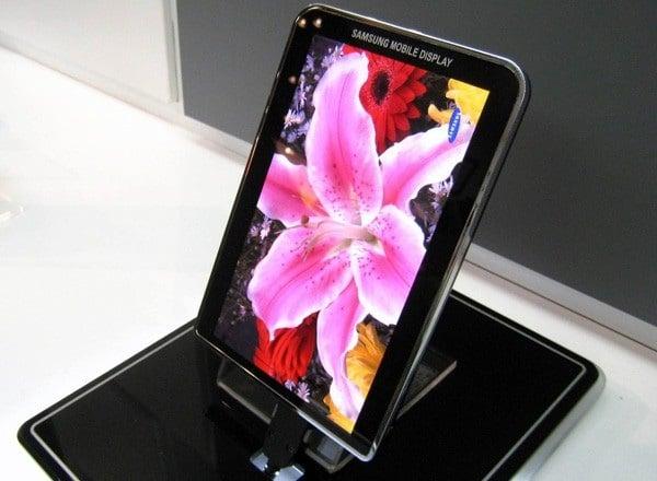 Tabletowo.pl Tablet Samsunga z ekranem AMOLED? Może kiedyś Nowości Plotki / Przecieki