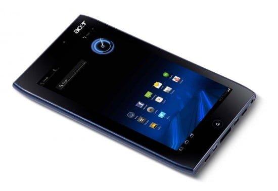 Tabletowo.pl Acer Iconia Tab A100 opóźniony przez... problemy z Androidem Honeycomb Nowości Plotki / Przecieki