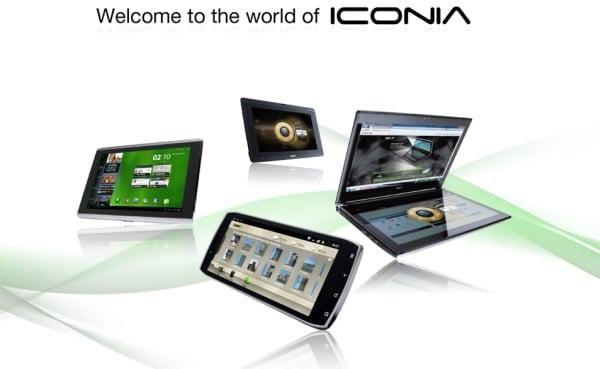 Tabletowo.pl Exclusive: Acer Iconia Tab A100 wycofany z produkcji (update: rynkowa premiera przesunięta na drugą połowę roku) Nowości