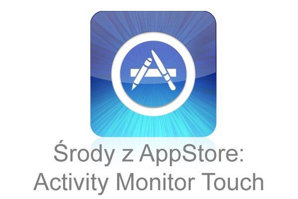 Tabletowo.pl Środy z AppStore: Activity Monitor Touch Aplikacje Apple Nowości