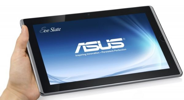 Tabletowo.pl Asus pracuje nad biznesowym tabletem Eee Slate EB121 Nowości Plotki / Przecieki