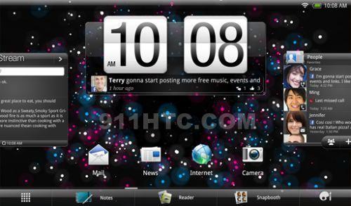 Tabletowo.pl HTC Puccini - tak powinien wyglądać Flyer? Nowości Plotki / Przecieki
