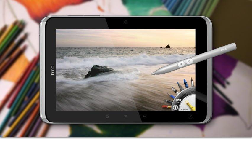 Rysowanie na tablecie, czyli jak naprawdę wygląda Scribe na HTC Flyer 19