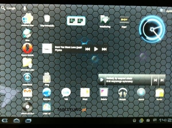 Tabletowo.pl Opinia Użytkownika: Motorola Xoom Motorola Nowości Recenzje