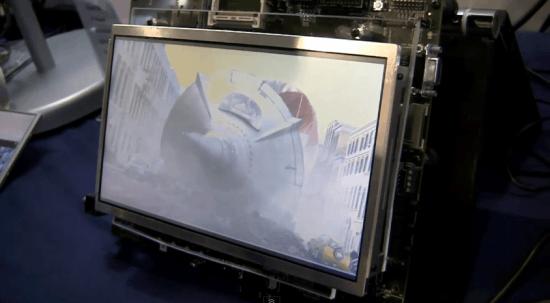Tabletowo.pl Co nas czeka w kolejnych tabletach, czyli o ekranach Pixel Qi i Toshiby Nowości