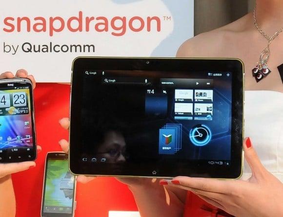 Tabletowo.pl Qualcomm obiecuje 40 tabletów ze swoimi procesorami Nowości