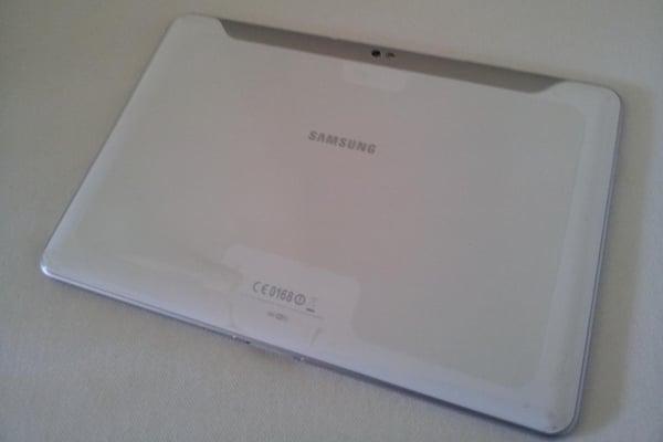 Tabletowo.pl Samsung Galaxy Tab 10.1 w bieli. Wow! (update: wideo) Nowości Samsung