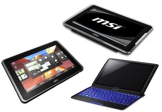 Tabletowo.pl Będą tablety z Androidem 3.1 i Oak Trail od Asusa, Acera i Lenovo Nowości Plotki / Przecieki