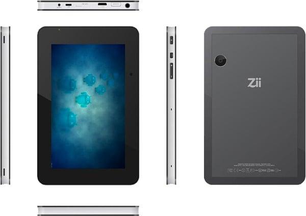 Tabletowo.pl ZiiLabs prezentuje Jaguary z Androidem Honeycomb Nowości