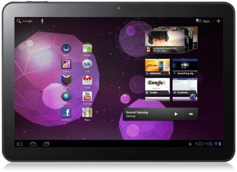 Tabletowo.pl Pierwsze 15 minut z Samsungiem Galaxy Tab 10.1 Felietony Nowości Samsung