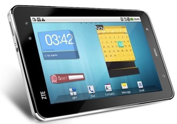 Tabletowo.pl ZTE Light Plus - kolejny budżetowy tablet do Twojej kolekcji Nowości