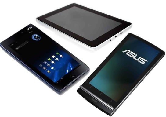 Tabletowo.pl Android 3.2 dla wszystkich tabletów - także 7-calowych i z procesorami Qualcomm Nowości