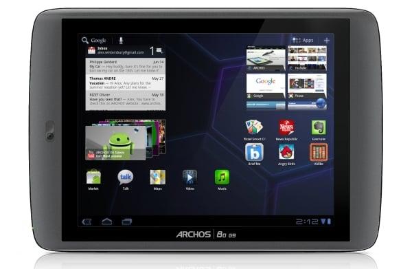 Tabletowo.pl High-endowe tablety od Archosa: 80 G9 i 101 G9. Połączenie ciekawej specyfikacji i niezłej ceny Nowości