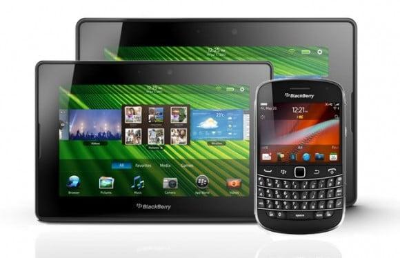 Tabletowo.pl 10-calowy BlackBerry Playbook jednak nie powstanie? Nowości Plotki / Przecieki