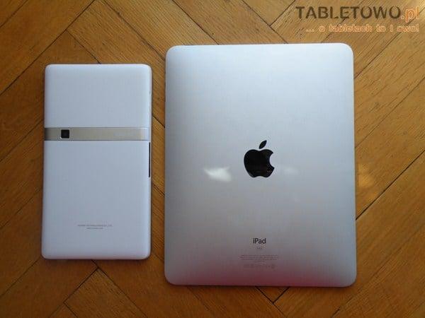 Tabletowo.pl Recenzja Huawei Ideos S7 Slim Nowości Recenzje