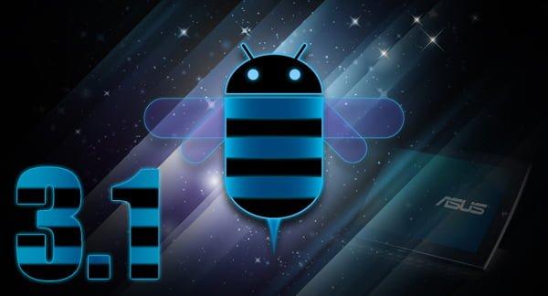 Tabletowo.pl Android Honeycomb 3.1 dla Transformera już jest Nowości
