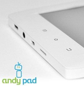 Tabletowo.pl AndyPad - ciekawy tablet za 129 funtów Nowości