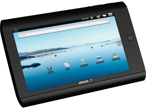 Tabletowo.pl Archos Arnova 7. Tani tablet z Androidem (za 99 dolarów!) Nowości
