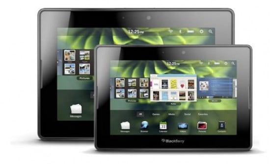 """Tabletowo.pl Nadchodzi BlackBerry PlayBook 2 z ekranem 10"""" Nowości Plotki / Przecieki"""