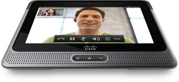 Tabletowo.pl Cisco Cius to dedykowany biznesmenom tablet z Androidem Nowości