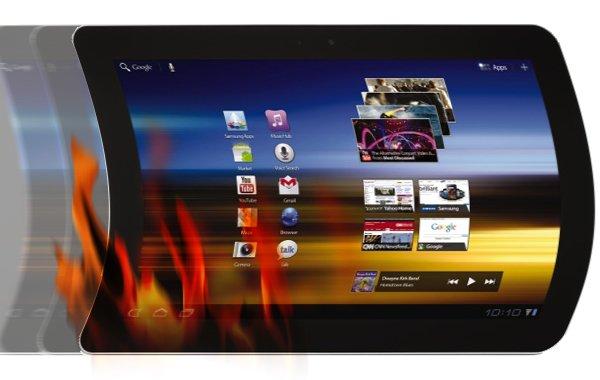 Tabletowo.pl Samsung Galaxy Tab 10.1 podkręcony do 1.4GHz Ciekawostki Nowości Samsung