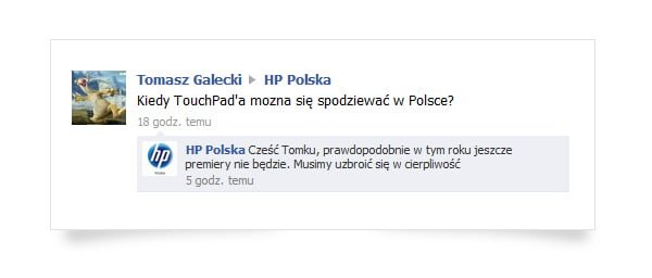 Tabletowo.pl HP TouchPad nie zawita do Polski w tym roku, czas się pożegnać? Nowości