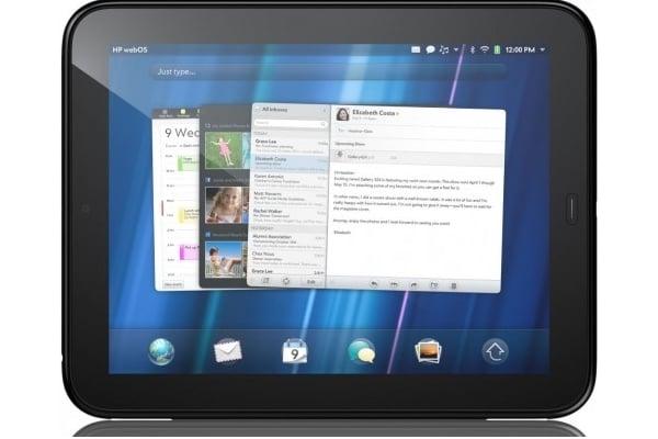 Tabletowo.pl HP TouchPad w sprzedaży od 1 lipca. Niestety, nie w Polsce Nowości