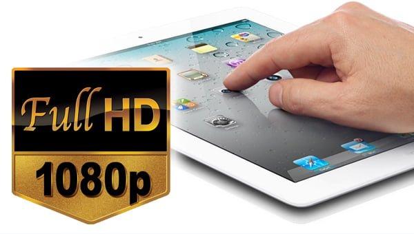 Tabletowo.pl iOS 5 pozwala na odtwarzanie wideo 1080p Apple Ciekawostki