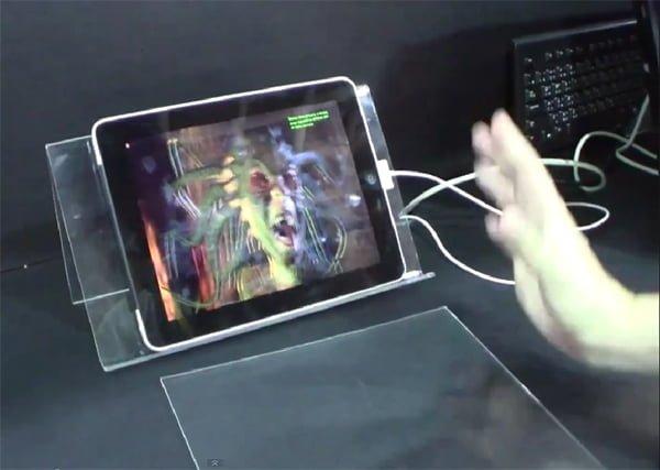 Tabletowo.pl iPad z ekranem 3D - zapowiedź nowej generacji czy świetna imitacja? Apple Nowości Plotki / Przecieki
