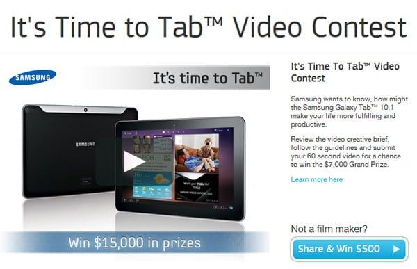Tabletowo.pl Wygraj 7000$ w konkursie Samsunga! Ciekawostki Konkursy Samsung