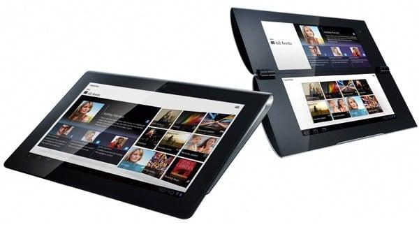 Tabletowo.pl Tablety Sony: S1 i S2 we wrześniu w Europie? Nowości Plotki / Przecieki