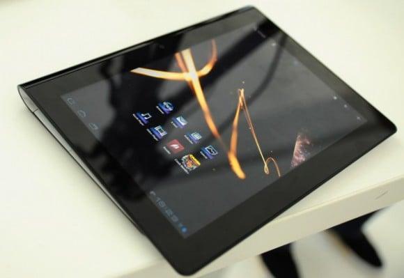 Tabletowo.pl Tablet Sony S2 w akcji Nowości