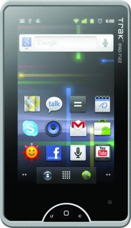 Trak tPad-7122. Tani tablet z 3G i Androidem 19