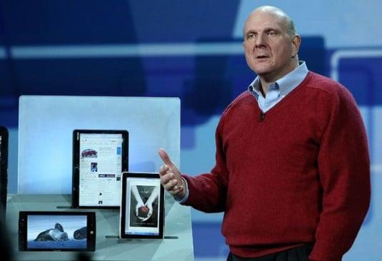 Tabletowo.pl Po Windows 8 Microsoft idzie o krok dalej - szykuje własny tablet? Nowości Plotki / Przecieki